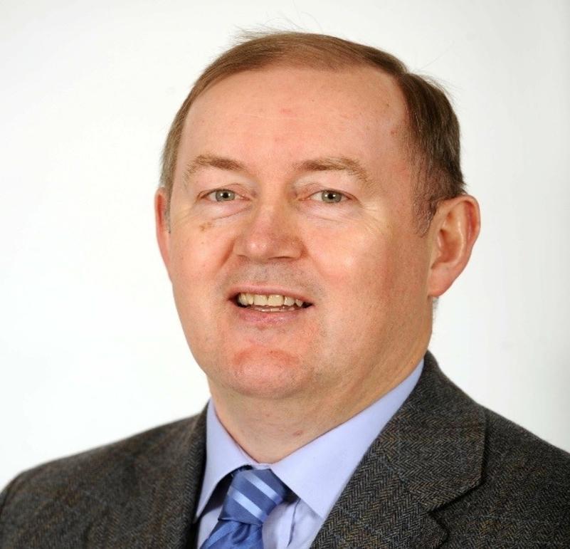 Dr Micheal O'Cinneide