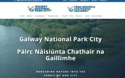 Galway National Park City Website